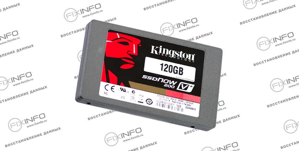 SSD Kingston перестал определяться в BIOS